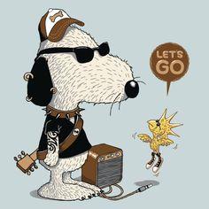 Camiseta 'Young Dog'. http://cami.st/p/1513