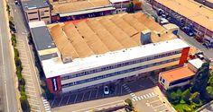 Sede de Faurencia en Sant Andreu de la Barca / CG