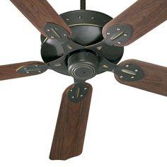 "Found it at Wayfair - 52"" Hudson 5 Blade Patio Ceiling Fan"