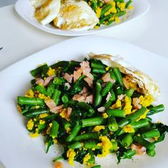 Fasolka szparagowa czyli obiad idealny