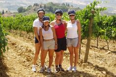 Enjoy Cycling in Hilly Tuscany While Doing Sightseeing | Physic Tourism