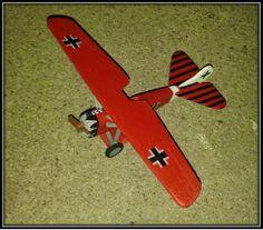 ArteFaz: Fokker D.VIII (Fokker E.V)