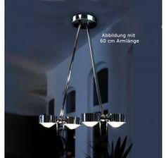 """Top Light Puk Ceiling, 40cm, """"Sister Twin"""" Pendelleuchte"""
