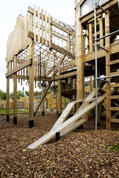 Dexter Adventure Playground | Adventure Playground Engineers