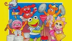 Throwback Thursday: Muppet Babies - Music Is Everywhere Muppet Babies, Simple Minds, Saturday Morning Cartoons, Columbia Records, Baby Music, Classic Cartoons, Throwback Thursday, Soundtrack, Smurfs