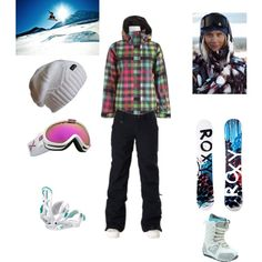 Not sure I have ever loved a snowboarding outfit this much....