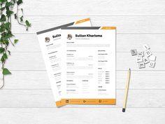 Free Clean Entrepreneur Resume Template for Job Seeker Resume Design Template, Cv Template, Resume Templates, Job Resume Format, Job Resume Samples, Resume Tips, Resume Examples, Free Resume, Job Application Letter Template