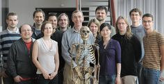 Max Planck Institute for Evolutionary Anthropology - WEBSITE  The Max Planck Institute for Evolutionary Anthropology unites scientists with various backgrounds (natural sciences and humanities) whose aim is to investigate the history of humankind from an interdisciplinary perspective with the help of comparative analyses of genes, cultures, cognitive abilities, languages and social systems of past and present human populations as well as those of primates closely related to human beings.