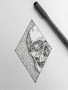 I love skulls ❤