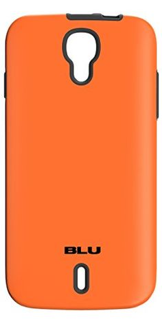 Blu Armorflex Pc+silicon Case For Studio 6.0 Hd - Carrying Case - Retail Packaging - Neon Orange+black http://www.smartphonebug.com/accessories/top-15-best-blu-studio-5-0-hd-lte-cases-and-covers/