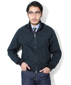Ivy Style, Casual Outfits, Men Casual, Harrington Jacket, Mod Fashion, How To Look Better, Normcore, Menswear, Street Style