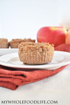 Apple Cinnamon Quinoa Bake Recipe plus 24 more Gluten-free quinoa muffin recipes