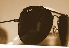 f0ad592543  rabans Black Ray Ban aviator sunglasses - yes please Black Ray Ban  Aviators