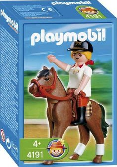 2014 - Christmas - Playmobil set 4191