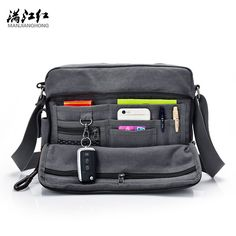 71aa970f10 22 Best Men s Crossbody Bags - Canvas images
