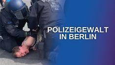 Demo Berlin, Interview, Youtube, Corona, Cops, Police, Psychics