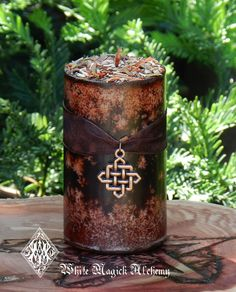 White Magick Alchemy - Nine Sacred Woods Herbal Alchemy Candle for Celtic Druid Workings, Fertility, Abundance, Protection, $11.95 (http://www.whitemagickalchemy.com/nine-sacred-woods-herbal-alchemy-candle-for-celtic-druid-workings-fertility-abundance-protection/)