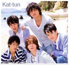 Kat-tun - grupo Japones :D
