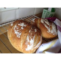 Bread by me, original recipe from France