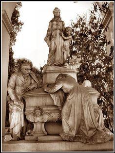 Campo Verano (Communal Monumental Cemetery) - Rome -