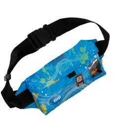 mti PFDs, Safety first! This belt pack leaves your arms free to paddle and your back free for carrying your CamelBak!