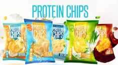 - Description - Nutrition With 21 grams of high-quality protein per bag, Quest Protein Chips are the ONLY chips you can enjoy at the gym, on-the-go, or as an anytime go-toåÊcompletely guilt-free. Healthy Protein Snacks, Diet Snacks, Clean Eating Snacks, Healthy Foods, Quest Protein, Protein Bars, Exercise Fitness, Portable Snacks, Quest Nutrition