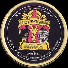 Fincato La Casa del Habano a Roma - trinciati per pipa - RATTRAY'S Black Mallory