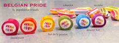pride mix: passion fruit & cuberdon !