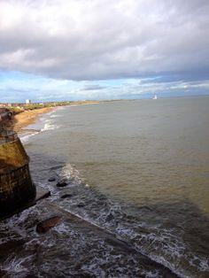 Whitley Bay, England. Travel