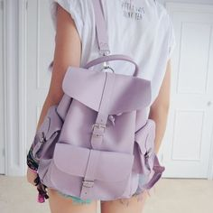 morada backpack #FashionBackpacks
