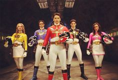 Megaforce Power Rangers
