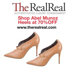 """""""www.therealreal.com"""" by abelmunozaccessories on Polyvore featuring Abel Muñoz"""