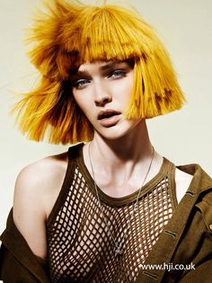 Peter Gibbs and Emily Warne – 2014 Southern Hairdresser of the Year Finalist Collection. British Hairdressing Awards 2014.