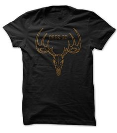 Its Deer 30 Hunters #deer #season #skull #clothing