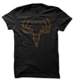 Its Deer 30 Hunters #deer #season #skull #clothing