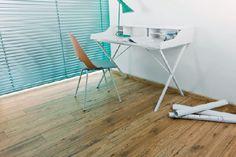 Homeplaza - Moderne Oberflächen verleihen Laminat Authentizität und Hochwertigkeit - Ein Boden zeigt Profil