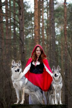 Little Riding Hood & Friends by Donatas Rimkus on 500px