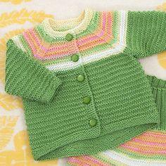 OHJE: Vauvan nuttu ja housut
