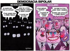 Democracia bipolar