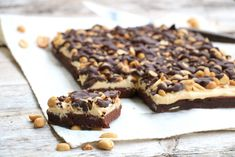 Healthy Bars, Healthy Treats, Healthy Eating, Foods Without Sugar, Snicker Brownies, Xmas Cookies, Dere, Keto Snacks, Raw Food Recipes