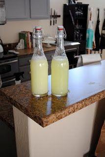 diy Liquid Laundry Soap: Washing soda, Borax & Fels.Naptha soap