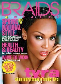 Black Hair Magazine Http Wedding Org Tyra Banks