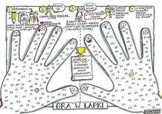 Gra w łapki Education For All, Education College, Early Education, Polish Language, English Activities, Sketch Notes, Kids Zone, Montessori Activities, Summer Activities
