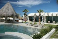 Los Cabos, BS: Bedroom #1: King Bed, Jacuzzi tub & Ocean View   Bedroom #2: King Bed and ensuite   Bedroom #3: 2 Queen Beds and Twin Trundle Bed   Bedroom #4: 2 Full...