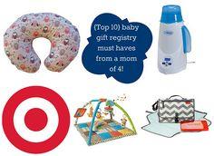 Target Top 10 Baby Registry Items (2) #target #babyregistry