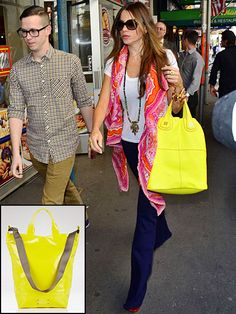love her bag....Sofia Vergara Givenchy's bag,