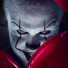 """1,229 Me gusta, 4 comentarios - IT (@pennywise.movie) en Instagram: """"Step right up! Come change, come float! You'll laugh, you'll cry! You'll cheer, you'll die!…"""""""