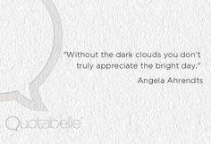 ~ Angela Ahrendts   elite retail exec