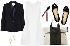 Summer-fashion-classic-blazer-handbag-lwd-white-dress-charlotte_olympia