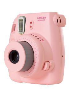 Fujifilm Instax Mini 8 - Cámara analógica instantánea (flash, velocidad de obturación 1/60 seg.), amarillo - Electrónica - Amazon.es